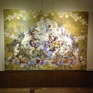 2014.02 個展「断片が紡ぐ夢」
